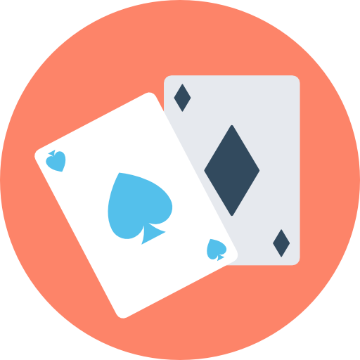 Gambling, Cards, Poker, Shapes, Casino, Playing Cards Icon