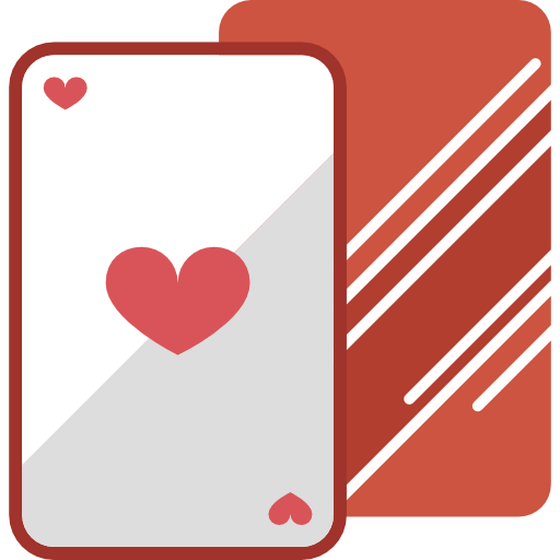Poker, Hearts, Playing Cards, Casino, Cards Icon