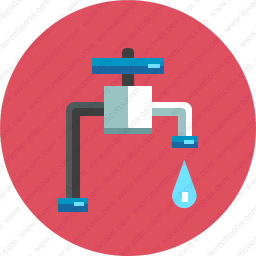Download Plumbing,tap,valve Icon Inventicons
