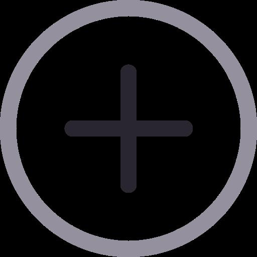 Plus, Circle Icon Free Of Icons Duetone