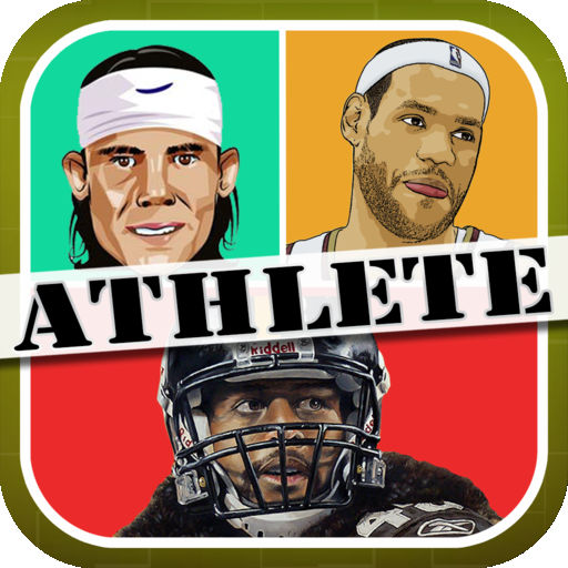 Guess The Athlete Wonder Mania Name Who's Of The Pop Sports Star
