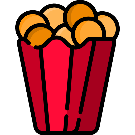 Popcorn Icon Food And Drink Freepik