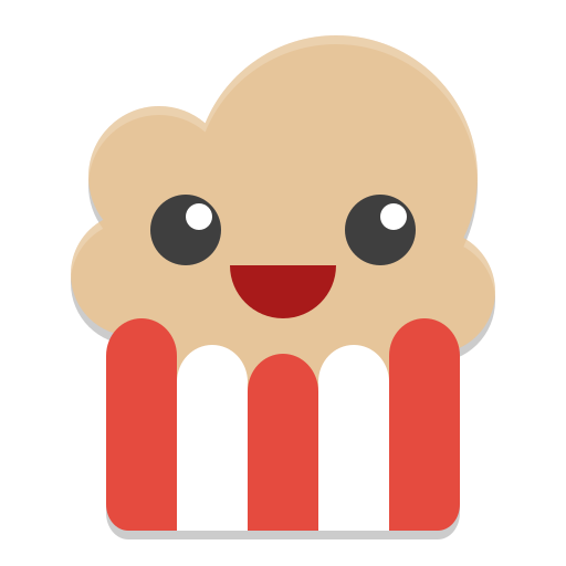 Popcorn Time Icon Papirus Apps Iconset Papirus Development Team