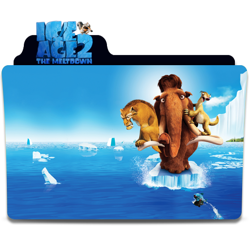 Ice Age Movie Folder Icon