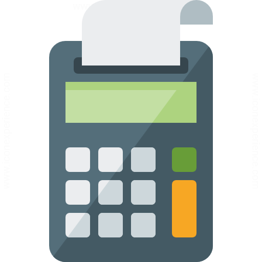 Iconexperience G Collection Print Calculator Icon