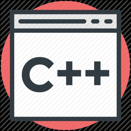 C Language, Coding, Java, Php, Programming Language Icon