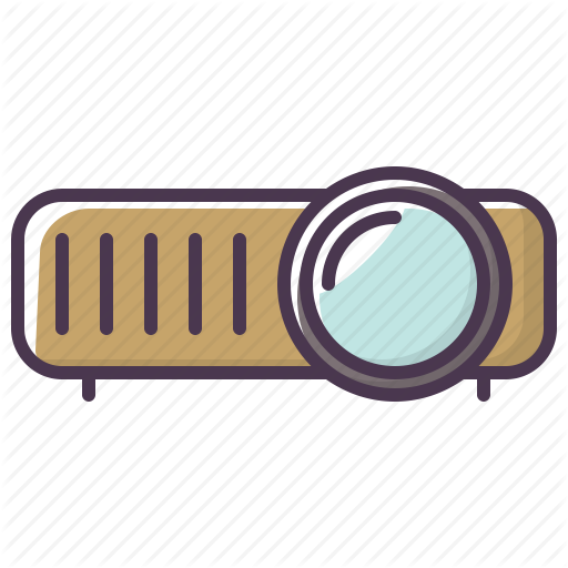 Projector, Video, Projection, Projector Device, Projection Device Icon