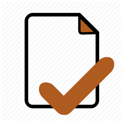 Document, File, Properties Icon