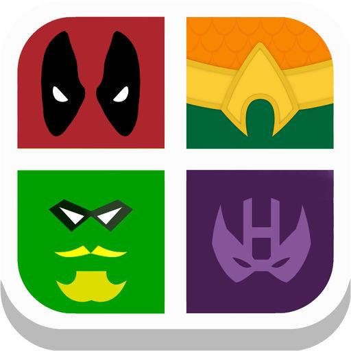 Best Superhero Quiz Game For Most Popular Cartoon Heroes