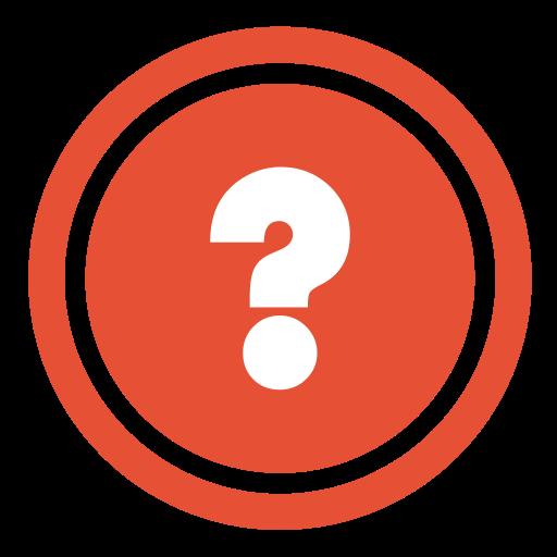 Quiz, Games Icon