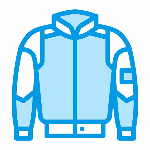 Clothes, Jacket, Racing, Suit Icon