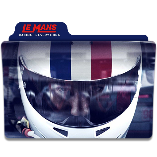 Le Mans Racing Is Everything Folder Icon