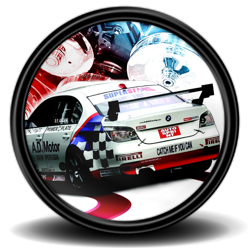 Superstars Racing Icon