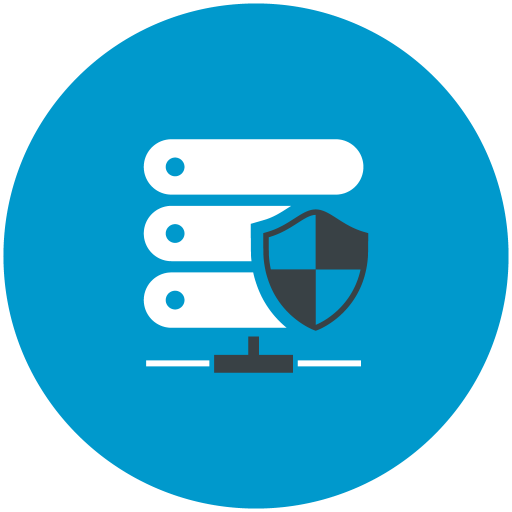 Rack, Server, Shield Icon Free Of Web Hosting Technical Support