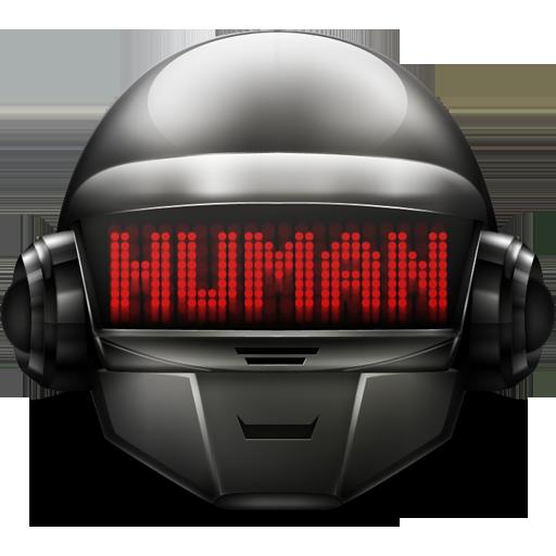 Daft Punk Thomas Human Icon Daft Punk Iconset Svengraph