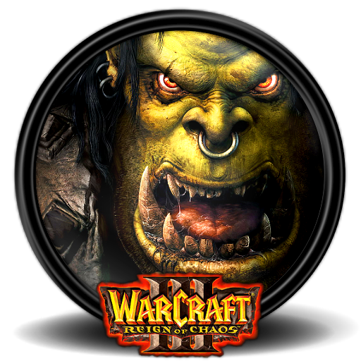 Warcraft Reign Of Chaos Icon