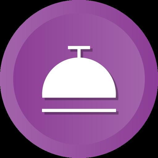 Dish, Food, Dome, Dish, Kitchen, Restaurant Icon Free Of Ios Web