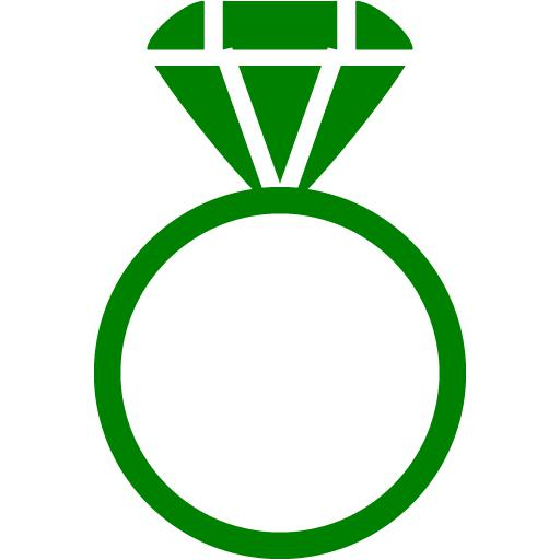 Green Ring Icon
