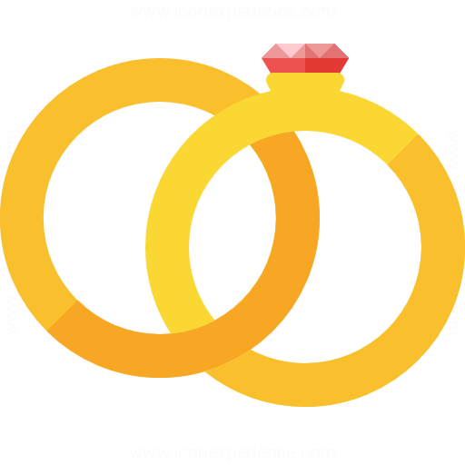 Iconexperience G Collection Wedding Rings Icon