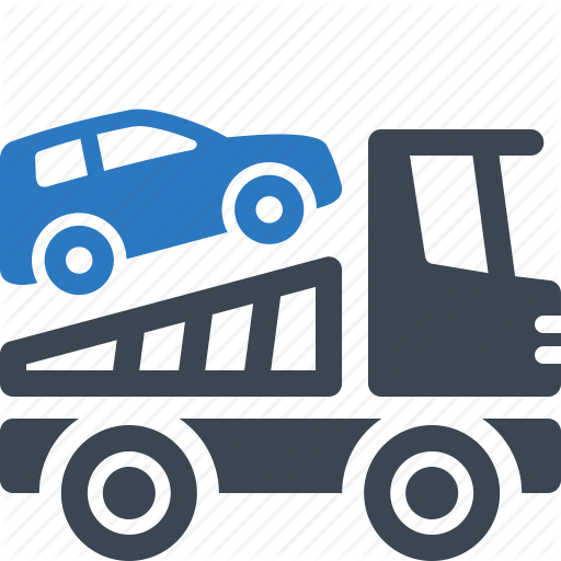 Auto Insurance, Car Insurance, Roadside Assistance, Truck Icon