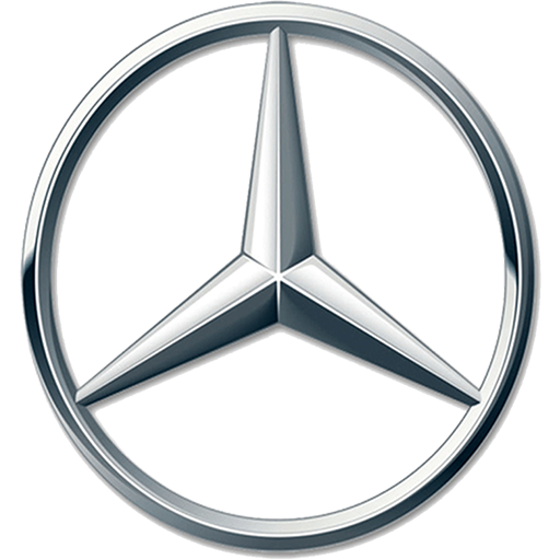 Cropped Mercedes Benz Icon