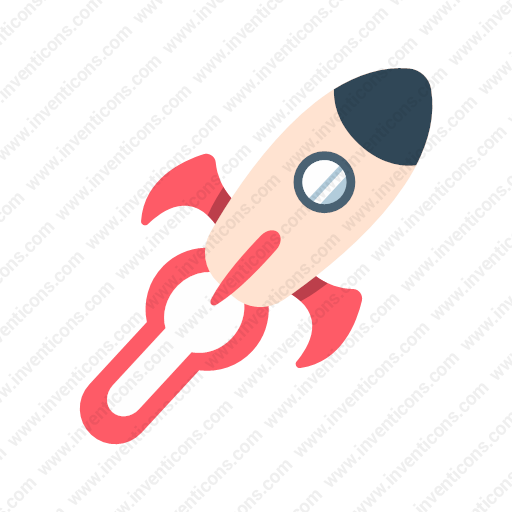 Download Rocket,alt Icon Inventicons