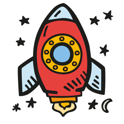 Space Rocket Icon Free Space Iconset Good Stuff No Nonsense