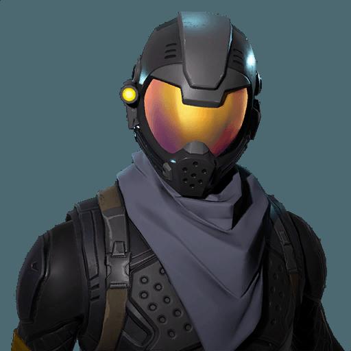Rogue Agent Fortnite Skin Tracker