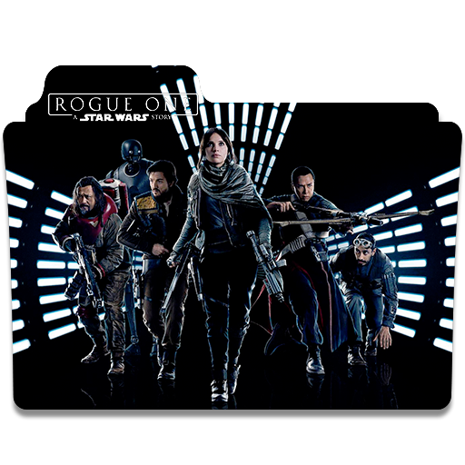 Star Wars Rogue One Folder Icon