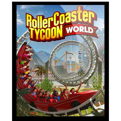 Icon Rollercoaster Tycoon World