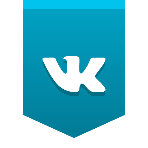 Vk Icon Free Of Social Media Buntings Icons