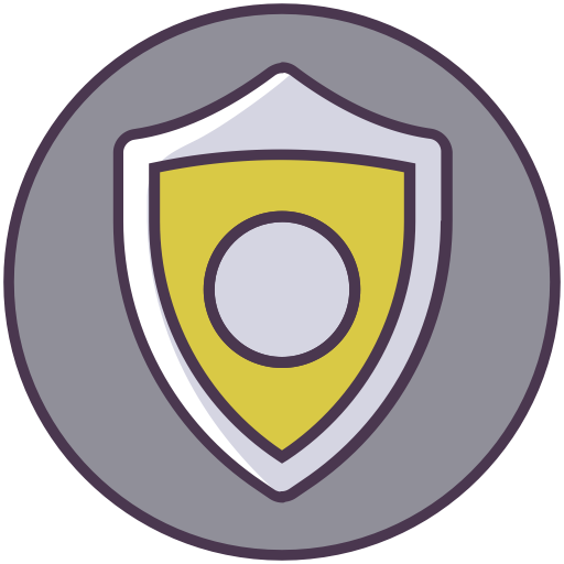 Firewall, Safety, Shield Icon