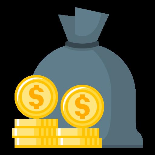 Finance, Saving, Business, Money, Dollar Icon Free Of Finance