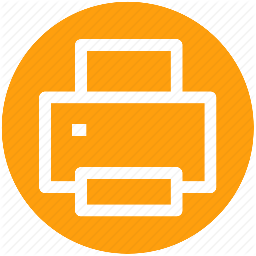 Device, Fax, Print, Printer, Printing Icon