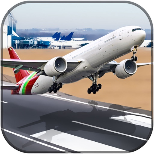 Airplane Flying City Tour Real Flight Simulator