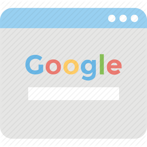 Browsing, Google, Search Engine, Search Online, Web Search Icon