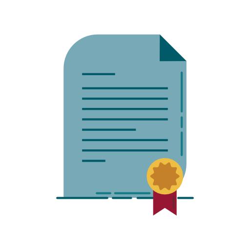Certificat, Dune Sentence, Dun Diplome Gratuit De Banking