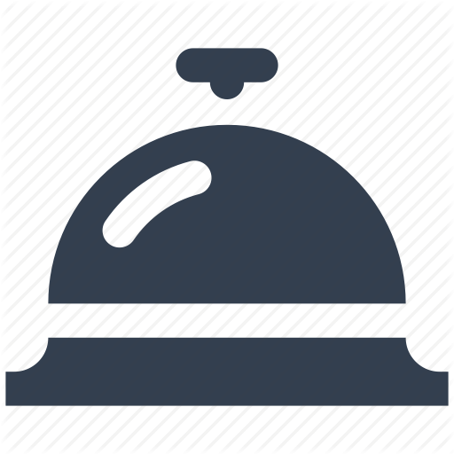Desk Service Bell Icon Images
