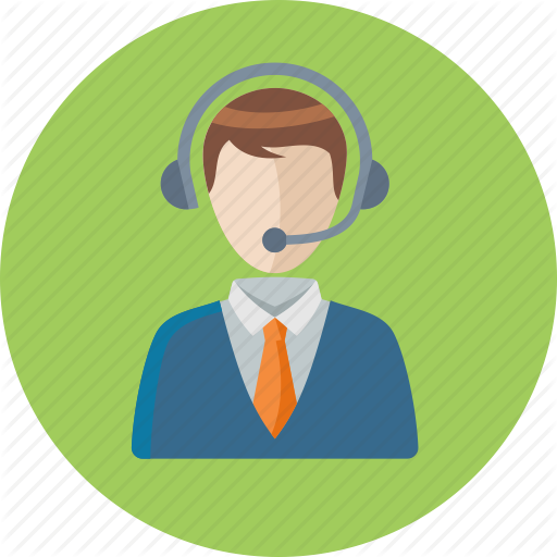 Call, Customer Service, Support Services Icon