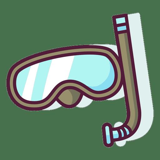 Snorkel Icon Set