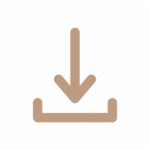 Arrow, Bottom, Down, Download, File, Manager, System Icon