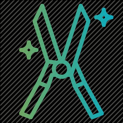 Garden, Gardening, Scissors, Shears Icon