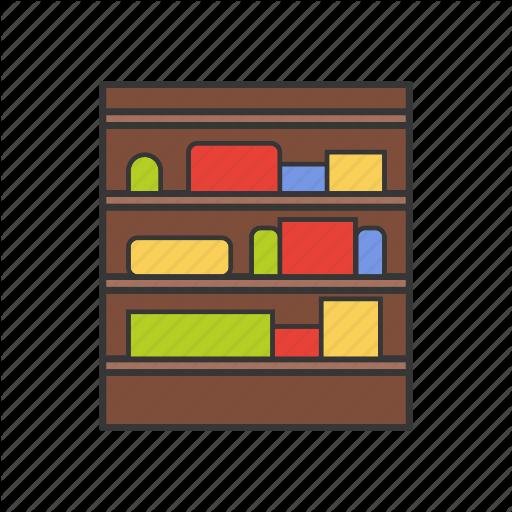 Cupboard, Goods, Shelf, Shop, Shop Shelves, Stand, Store Icon