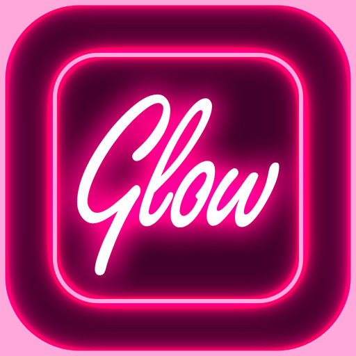 Glow Lock Screen Wallpaper Maker
