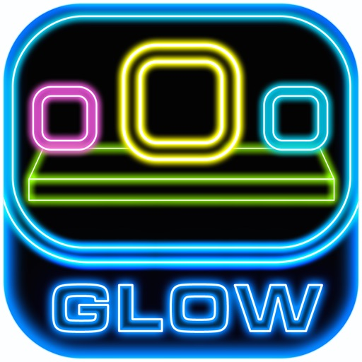 Glow Wallpapers Backgrounds Maker