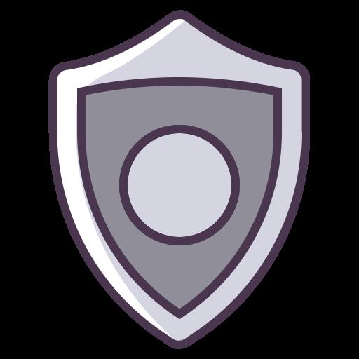 Mixed Shield Icon