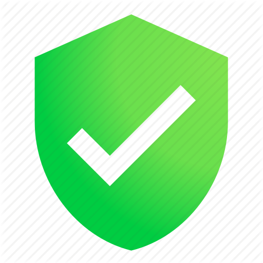 Protection, Security Shield Icon