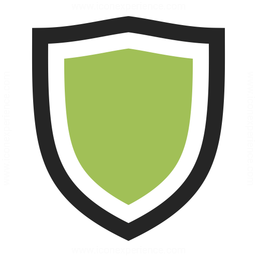 Shield Icon Iconexperience