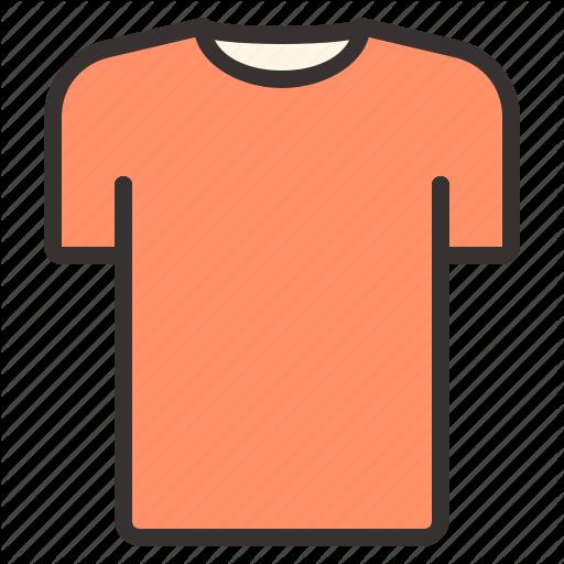 Apparel, Clothes, Clothing, Shirt, T Shirt, T Shirt Icon