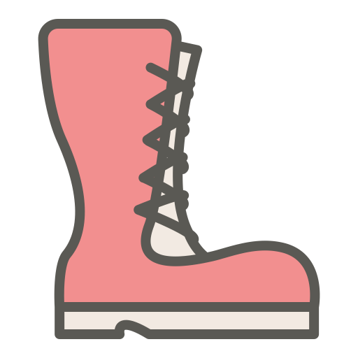 Boot Icon Women Shoes Iconset Chanut Is Industries